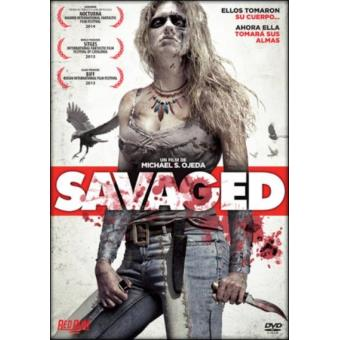 Savaged - DVD
