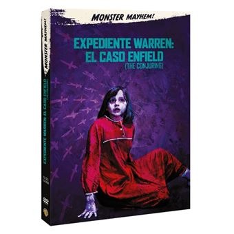 Expediente Warren: El caso Enfield ED Mayhem - DVD