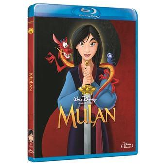 Mulan - Blu-Ray