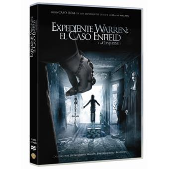 Expediente Warren: El caso Enfield - DVD