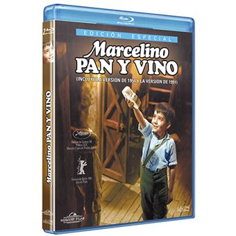Pack Marcelino pan y vino (1955+1991) - Blu-Ray
