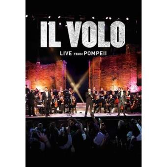 Live From Pompeii (Formato DVD)