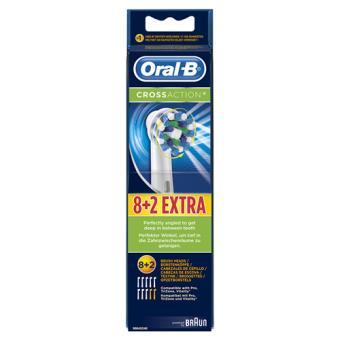 Cabezal Recambio Cepillo Oral B CrossAction 8+2 - Comprar al mejor ... 3953bea2acd0