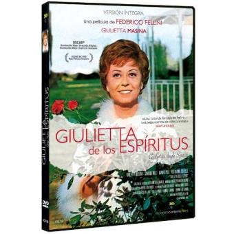 Giulietta de los espíritus - DVD