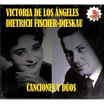 Victoria de los Ángeles / Dietrich Fischer Dieskau