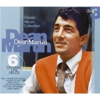 Dean Martin Classic Album Collection