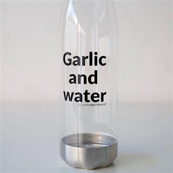 Botella Superbritánico Garlic and water