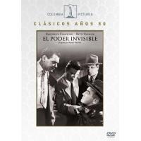 El poder invisible - DVD