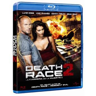 Death Race 2: La carrera de la muerte 2 - Blu-Ray
