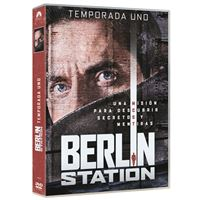Berlín Station  Temporada 1 - DVD