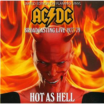 Hot As Hell. Live On Air 1977-79 - Vinilo
