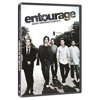 Entourage - El séquito Temporada 5 - DVD