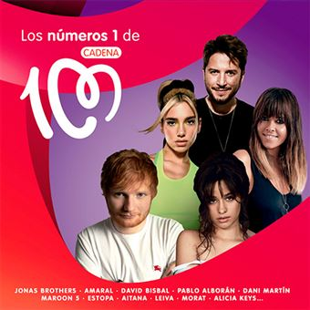 Los Nº 1 de Cadena 100 - 2020 - 2 CD