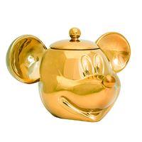 Galletero 3D Disney Mickey Mouse Dorado