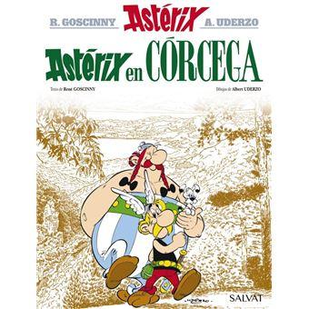 Astérix Nº 20 - Astérix en Córcega