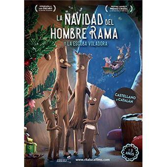 La Navidad del hombre rama y la escoba voladora - DVD
