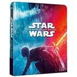 Star Wars  El ascenso de Skywalker - Steelbook Blu-Ray