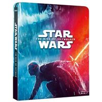 Star Wars Episodio IX El ascenso de Skywalker - Steelbook Blu-Ray