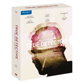 True Detective  Temporada 1-3 - Blu-Ray