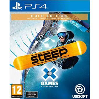 Steep X Games Edición Gold PS4