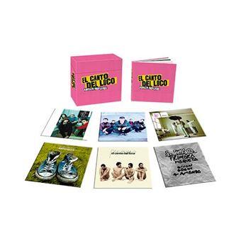 Box Set Aquellos años locos - 6 CD