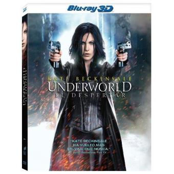 Underworld 4: El despertar - Blu-Ray + 3D