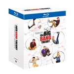 The Big Bang Theory - Colección Completa Temporada 1-12 Blu-Ray