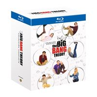 The Big Bang Theory - Colección Completa Temporada 1-12 - Blu-Ray