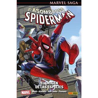 El asombroso Spiderman 30 - El origen de las especies