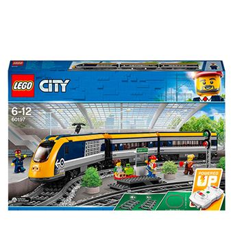 LEGO City Trains 60197 Tren de pasajeros