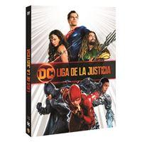 Liga de la Justicia Ed 2018 - DVD