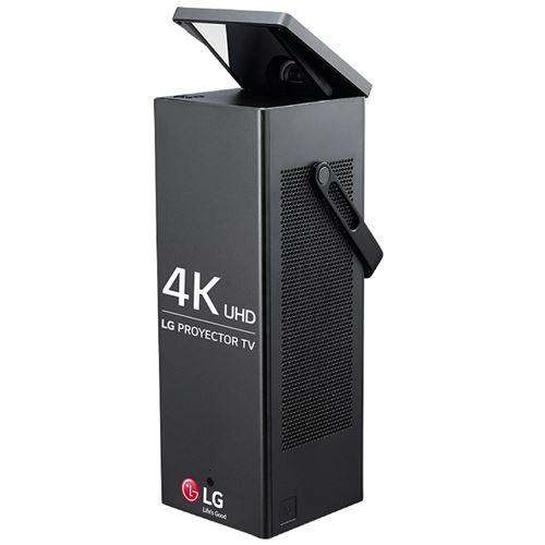 Proyector láser lg hu80ks 4k negro