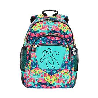 Crayoles Mochila Totto Flores Multicolor Escolar b7vYfIgy6