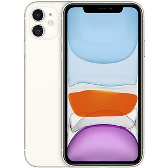 Apple iPhone 11 6,1'' 256GB Blanco