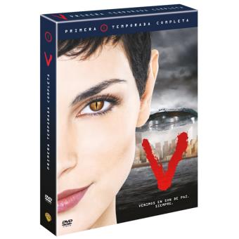 Pack V (2009) (1ª Temporada) - DVD