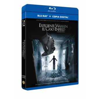 Expediente Warren: El caso Enfield - Blu-Ray