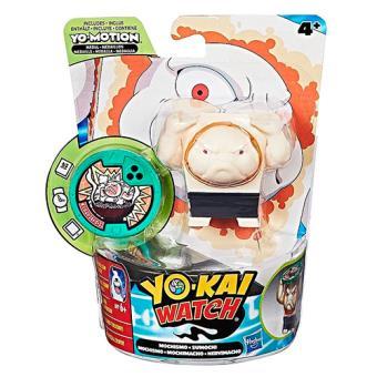 Figura con medalla Yo-Kai Watch Mochismo