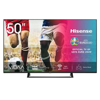 TV LED 50'' Hisense 50A7300F 4K UHD HDR Smart TV