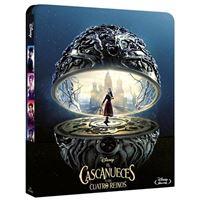El Cascanueces y los cuatro reinos - Steelbook Blu-Ray