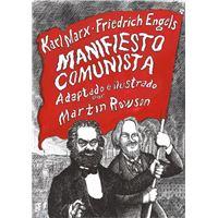 Manifiesto comunista - La novela gráfica