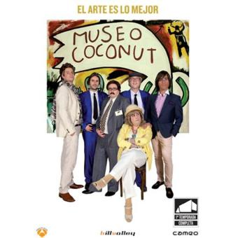 Museo Coconut - Temporada 1 - DVD