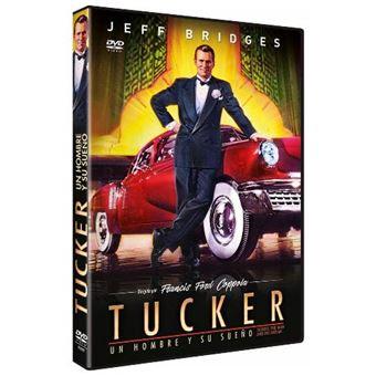 Tucker, un Hombre y su Sueño - DVD