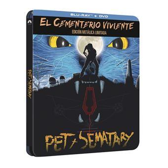 Cementerio Viviente (Pet Sematary) - Steelbook Blu-Ray + DVD