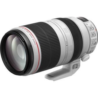Objetivo Canon EF 100-400 mm f4.5/5.6 L II USM Blanco