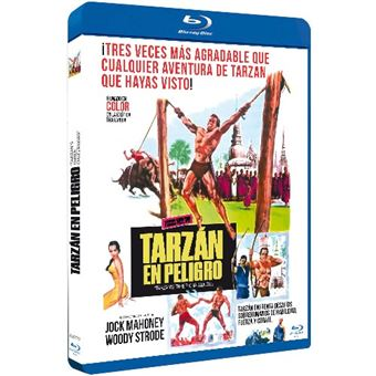 Tarzán en peligro - Blu-Ray