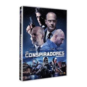 Los conspiradores - DVD
