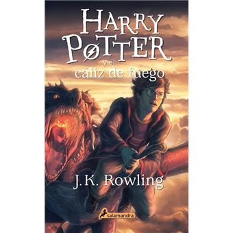 Harry PotterHarry Potter y el cáliz de fuego