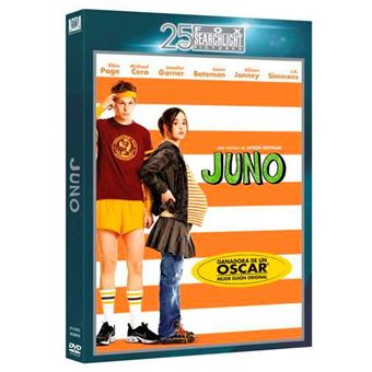 Juno - Ed 25 Aniversario Fox Searchlight - DVD