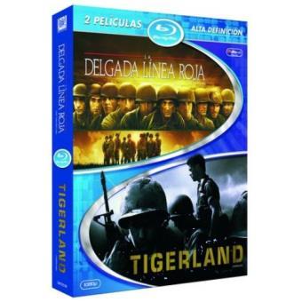 Pack Tigerland + La delgada línea roja - Blu-Ray