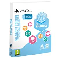 Big Pharma Manager Edition PS4